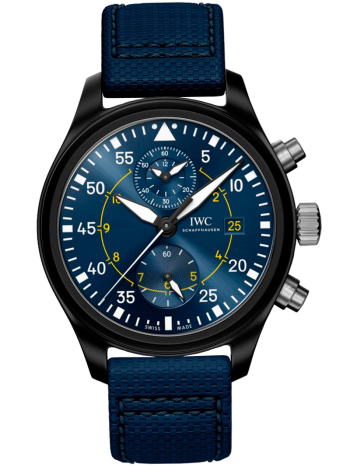 Хронограф IWC Pilot's Watch Chronograph Edition «Blue Angels®»