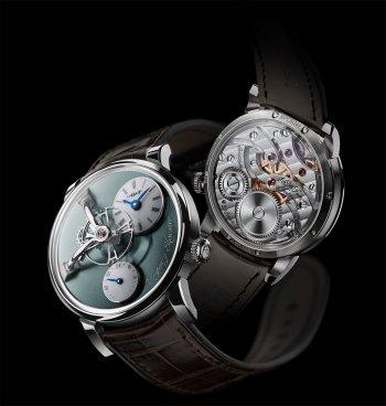 Часы LM101 Palladium
