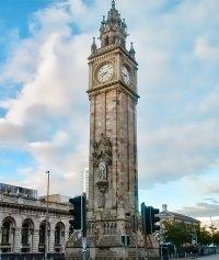Башенные часы в Ирландии