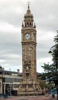 Башня Белфаст Ирландия