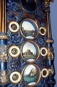 Циферблаты астрономических часов