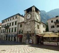 Черногория башенные часы