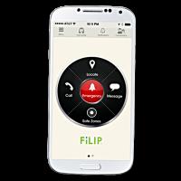 умные детские часы FiLIP 2