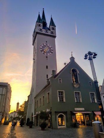 Старинные часы Германия