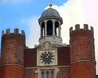Старинные часы Англия
