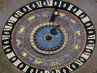 Циферблат астрономических часов