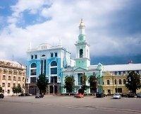 Киевские башенные часы