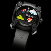 Часы «Super Mario Bros»