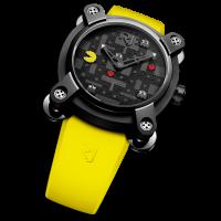 Часы «Pac-Man»