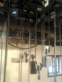 Средневековые башенные часы