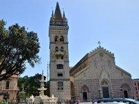 Город Мессина Сицилия