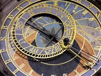 Часы куранты Прага