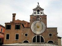 Часы церкви San Giacomo di Rialto