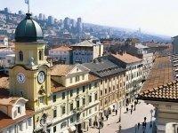 Хорватия город Риека