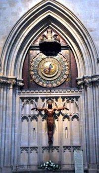 Часы башенные Англия