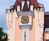 Башенные часы Киев