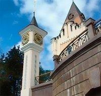 Часы кукольного театра в Киеве