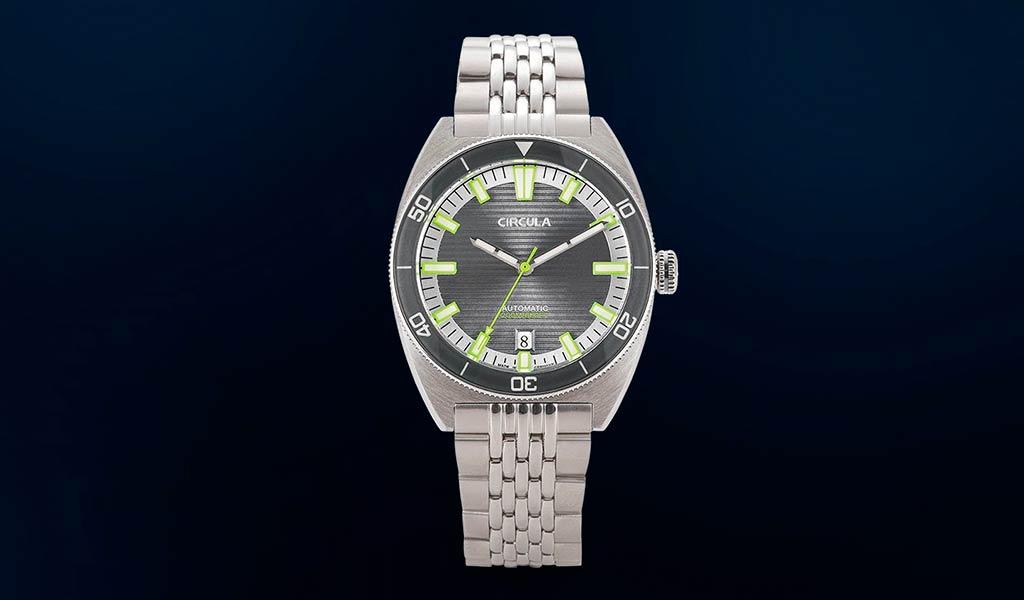 Часы для дайвинга Circula AquaDive