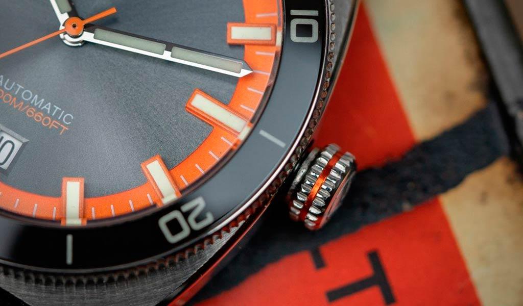 Немецкие механические часы Circula AquaDive