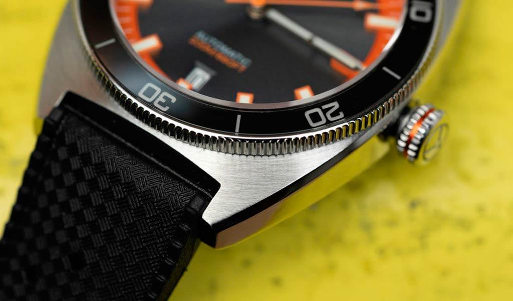 Механические часы для подводного плавания Circula AquaDive