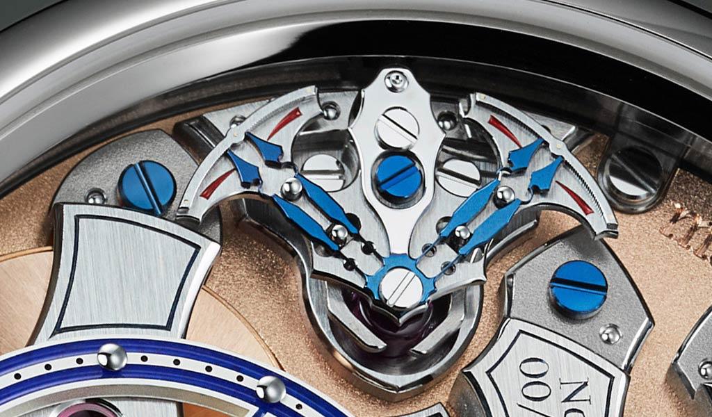 Новые немецкие наручные часы Zweigesicht-1