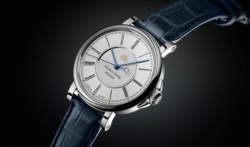Немецкие наручные часы Zweigesicht-1