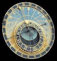 Пражские башенные часы