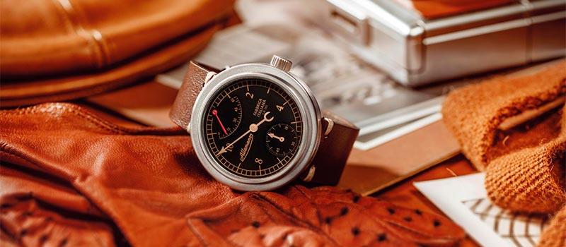 Наручные часы коллекция Allemano Misuratori del Tempo 1919