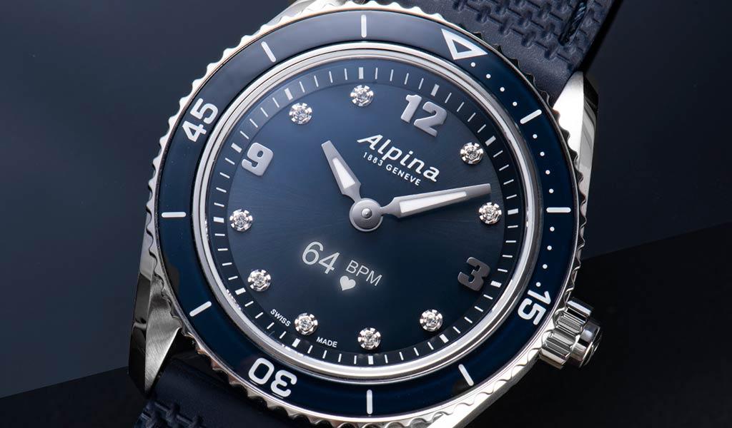 Женские умные часы AlpinerX Comtesse Glacier