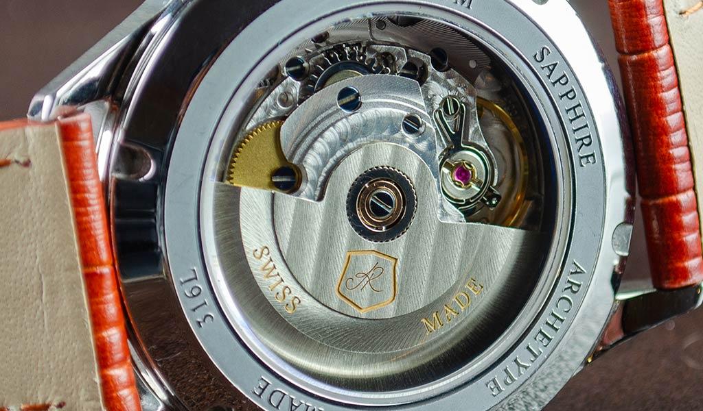 Новые наручные часы Archetype
