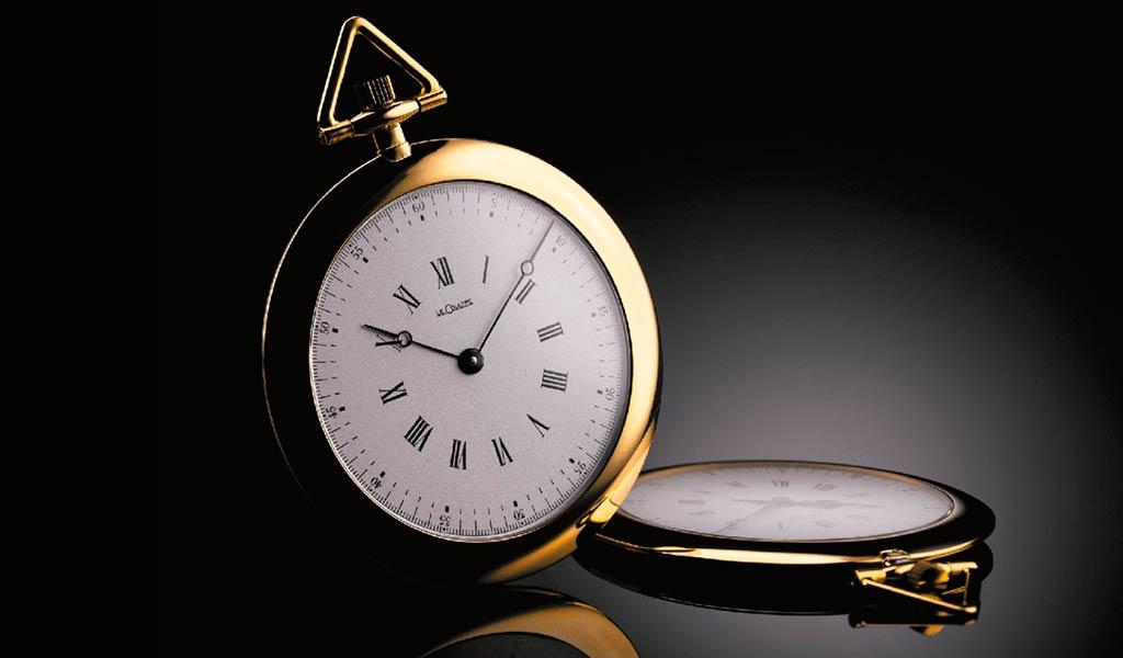 Карманные часы Jaeger-LeCoultre