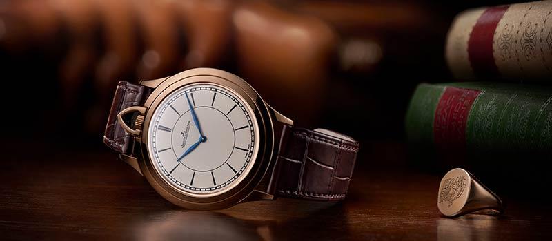 Jaeger-LeCoultre и MR PORTER представляют наручные часы Master Ultra Thin KINGSMAN Knife