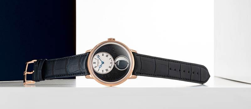 Часы Arnold & Son Luna Magna Трехмерная луна