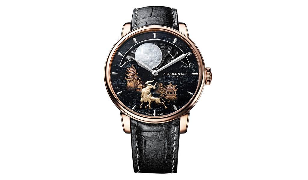 Наручные часы Arnold & Son
