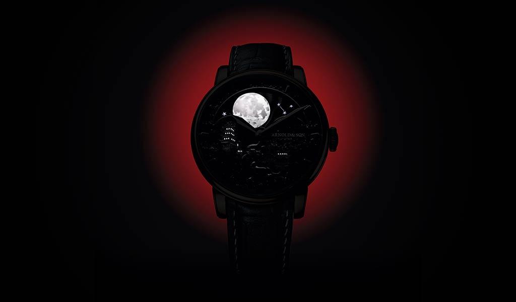 Механические часы Arnold & Son