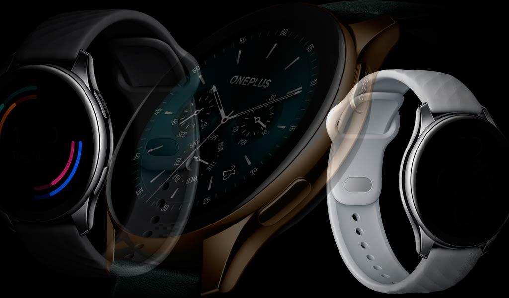Умные часы OnePlus Watch