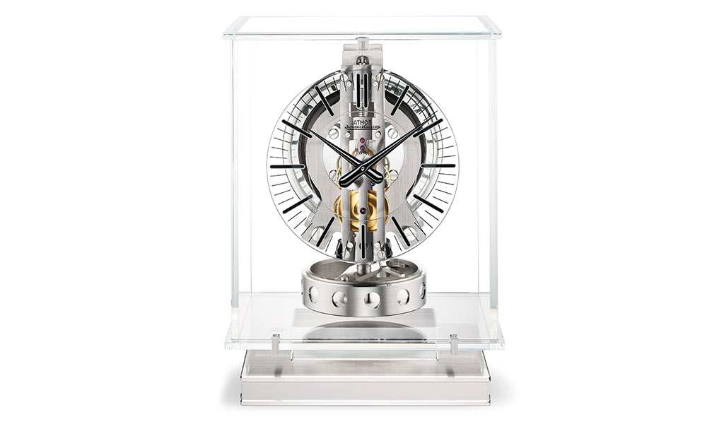 Часы Atmos Transparente