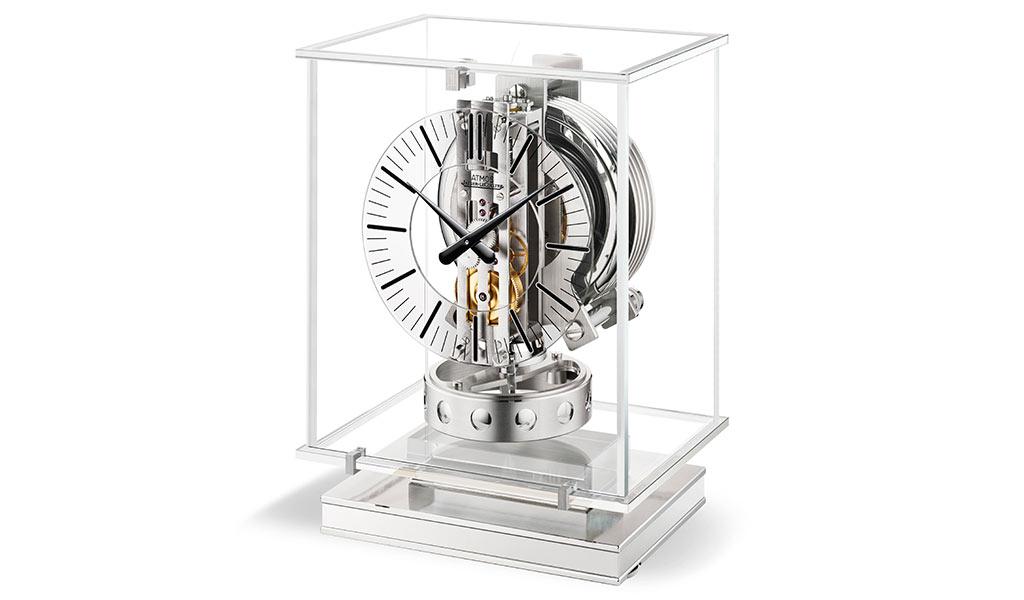 Настольные часы Atmos Transparente