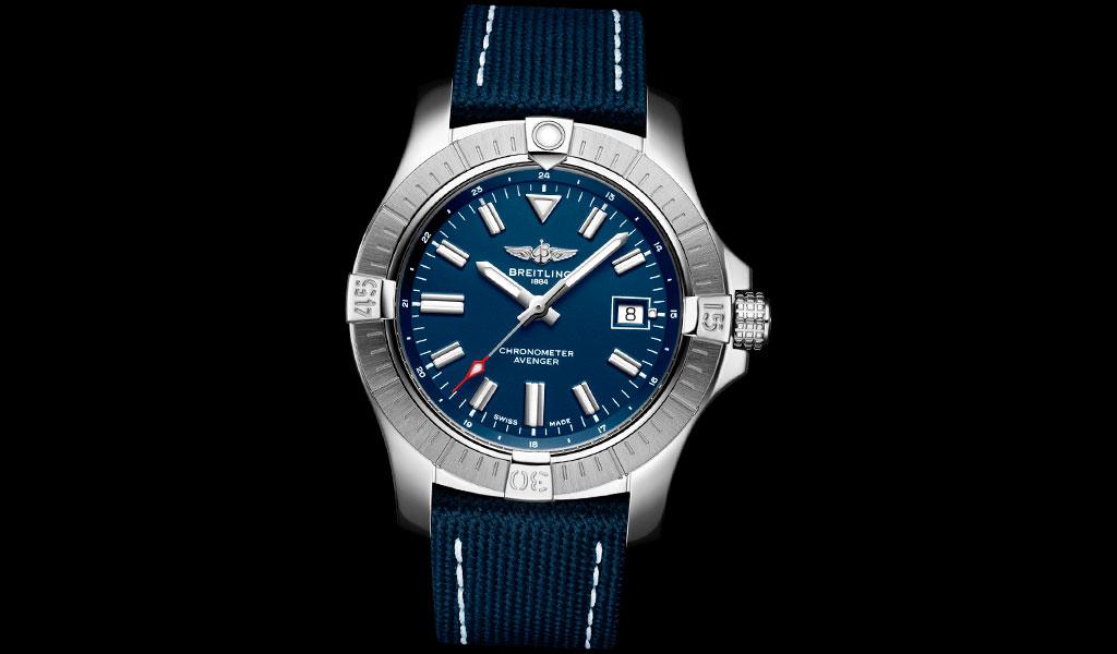 Часы Breitling Avenger Automatic 43