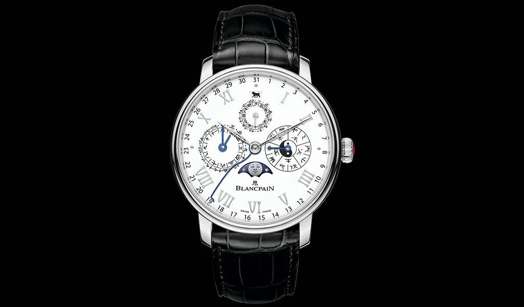 Механические часы Blancpain