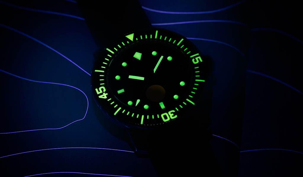 Новые часы Tribute to Fifty Fathoms No Rad