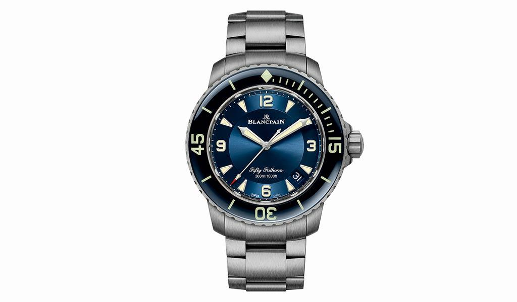 Часы наручные Blancpain