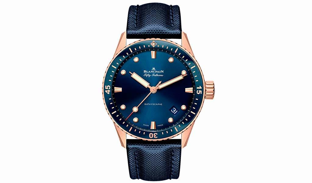Наручные часы Blancpain Fifty Fathoms