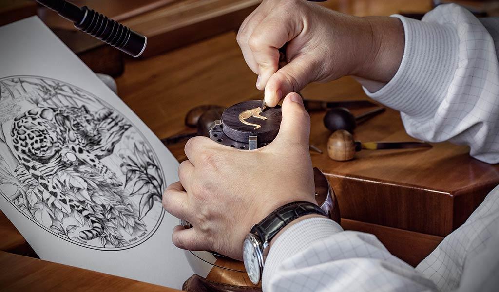 Механические наручные часы Blancpain