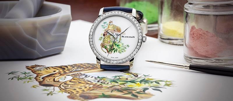 Формозский дымчатый леопард: две модели Metiers d'Art для бутика в Тайване