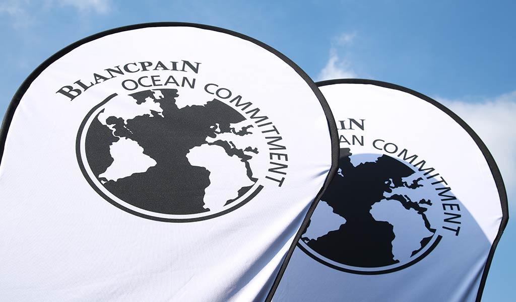 Охрана природы Oceana и Blancpain
