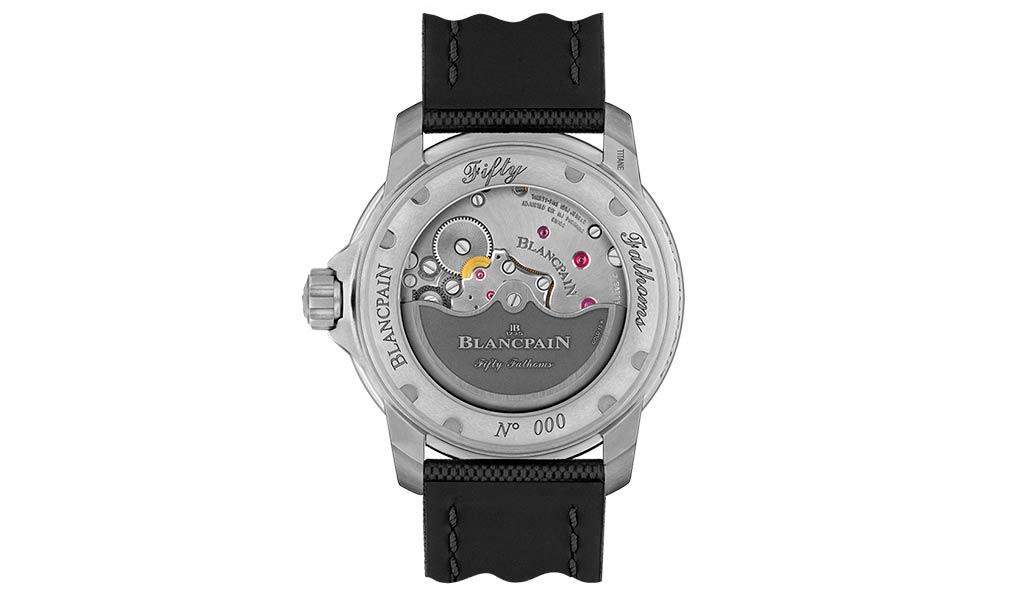 Часы для подводного плавания Blancpain