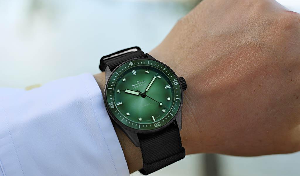 Наручные часы Blancpain