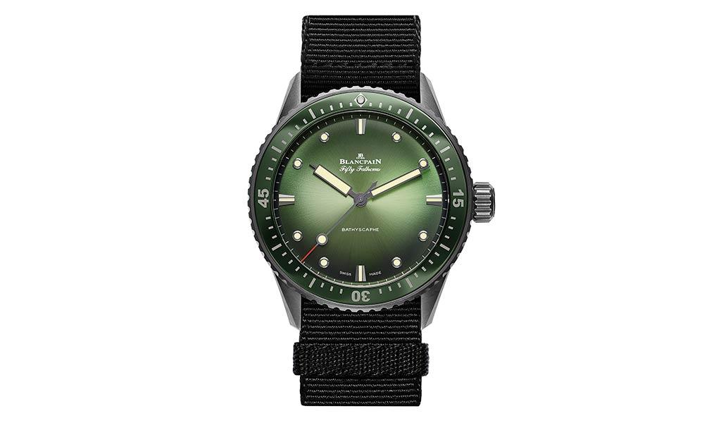 Часы для подводного плавания Bathyscaphe Mokarran