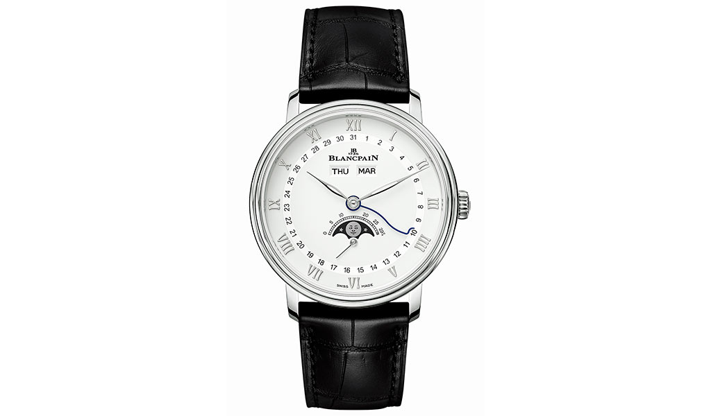 Наручные часы Quantième Complet